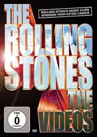 Cover The Rolling Stones - The Videos [DVD]